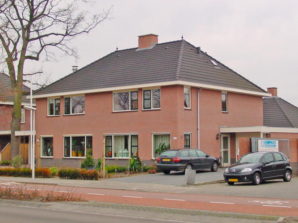 2-onder-1-kap woningen