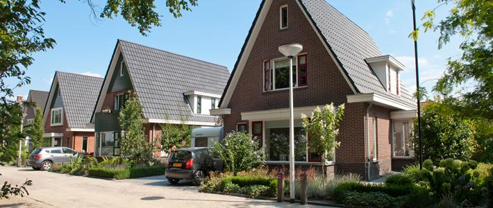 Vrijstaande woning bouwen bouwbedrijf lammersen for Vrijstaand huis laten bouwen
