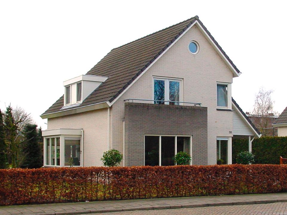 vrijstaande woning bouwen bouwbedrijf lammersen