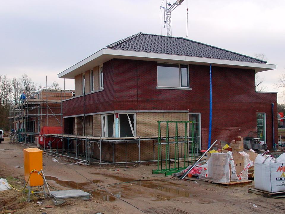 Nieuwbouw luxe villa te Delden