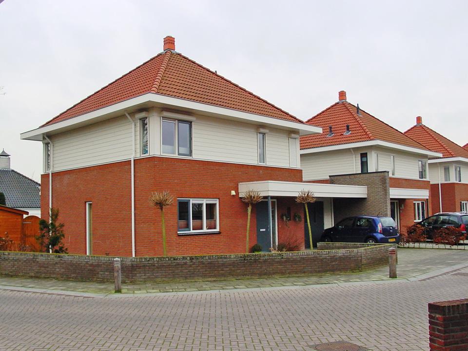 Vrijstaande woningen Schoppenstede, Delden