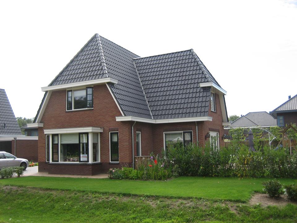 4 Vrijstaande woningen type Lindenhaege te Almelo
