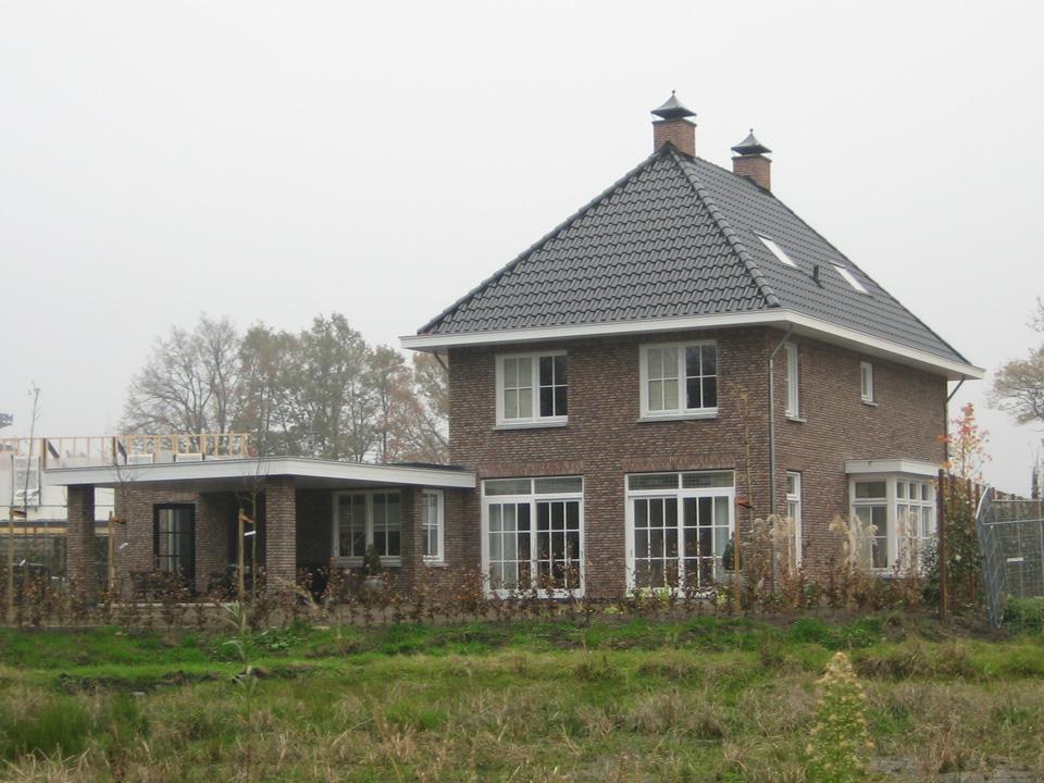 Vrijstaand woonhuis
