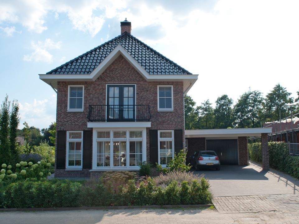 Luxe villa s en landhuizen bouwbedrijf lammersen for Vrijstaand huis achterhoek
