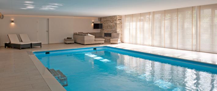 Zwembad bouwen bouwbedrijf lammersen - Zwembad huis ...