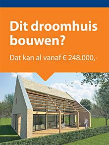 Dit droomhuis bouwen?