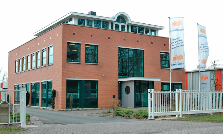 Bouwbedrijf Lammersen in Delden