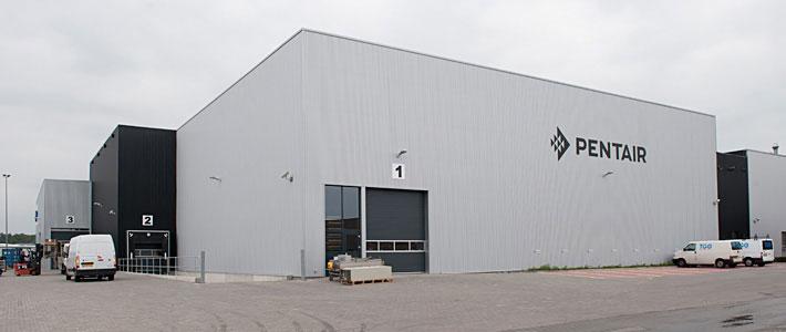 Bedrijfshallen bouwen: Lammersen bedrijfshallenbouw